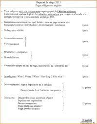 rapport de stage 3eme cuisine 21 rapport de stage en anglais standart rocksglass info