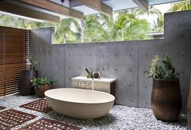 outdoor bathrooms ideas check out this top 10 astonishing tropical bathroom ideas