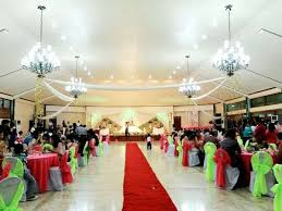 wedding ceremony phlets la hacienda hotel travelbook ph