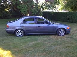 1994 honda civic 4 door 94 civic trends car