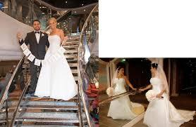 cruise wedding caribbean wedding cruise msc cruises