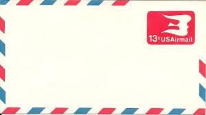 Where Does Stamp Go On Envelope Pre Stamped Envelopes Stamp Community Forum