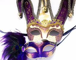 mardi gras maks mardi gras mask etsy