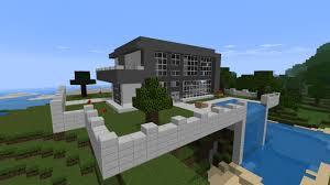 Modern House Minecraft Amazing Modern House