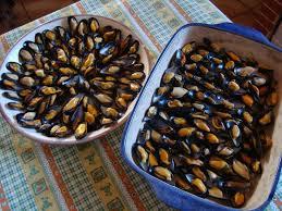 moules cuisin馥s moules cuisinées chez katoche