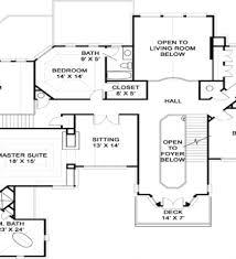 Cabin Layout Plans Log Cabin Floor Plan Loft And 4 Bedroom Plans Interallecom 4