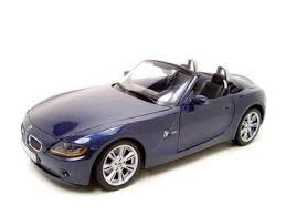 bmw diecast model cars amazon com bmw z4 diecast model blue 1 18 die cast car toys