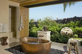 Outdoor Shower Fixtures Copper - 55 beautiful outdoor bathroom ideas designbump