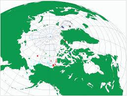 Caspian Sea World Map by Moored Upward Looking Sonar Data Mooring Location Map National