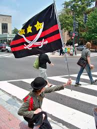 Anonymous Flag The Schumin Web Project Chanology In The Nation U0027s Capital Part 2