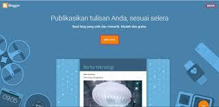 cara membuat blog tulisan tutorial lengkap cara membuat blog gratis di blogspot dindin id