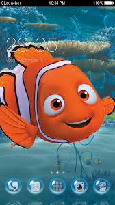 film kartun nemo download finding nemo theme for your android phone clauncher