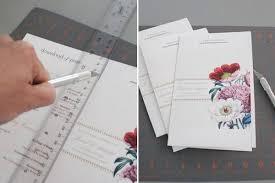How To Make Wedding Fan Programs Diy Pretty Blooms Wedding Program Paddle Fan