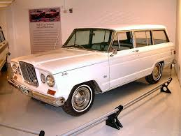 1964 jeep wagoneer information and photos momentcar