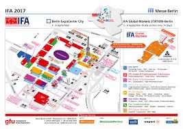 trade show floor plan ifa berlin 31 august 5 september 2018 exhibition grounds