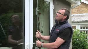 How To Fix A Patio Door How To Repair A Upvc Door Repair A Patio Door Fix A Upvc Door