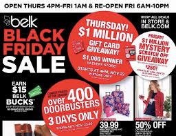 belk black friday ad 2017 money saving