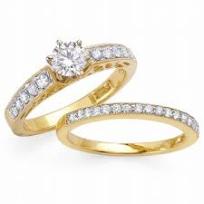 Yellow Gold Wedding Rings by Yellow Gold Wedding Rings With Diamonds The Wedding