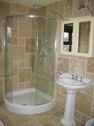 marble tile shower with slate floor traditional bathroom