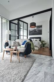 these small yet stylish studio apartments in singapore prove that