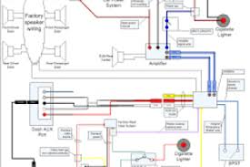 1995 toyota 4runner stereo wiring diagram wiring diagram