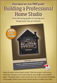 Home Recording Studio Design Book 5 Tips To Improve Your Home Recordings Right Away Diy Musician Blog