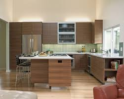 horizontal grain kitchen contemporary with bar stool