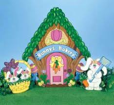 Easter Lawn Decorations by Easter Bunny Carrying A Big Glittered Easter Egg Happy Easter