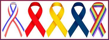 memorial ribbons awareness ribbons list of colors and meanings