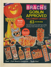 the dork review rob u0027s room vintage halloween ads
