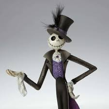 skellington figurine the nightmare before disney