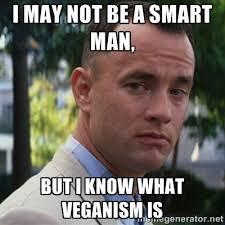 Science Birthday Meme - best of vegan forest gump meme vegan memes and infographics