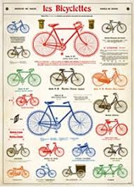 bicycle wrapping paper les bicyclettes vintage bicycles wrap stanfords