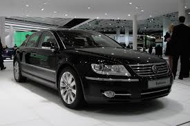volkswagen phaeton interior frankfurt 2009 2010 volkswagen phaeton exclusive photo gallery