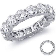 rings bands diamonds images Full band eternity ring beautiful eternity diamond rings ring jpg