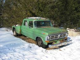 Old Ford Truck Crew Cab - 1972 f 350 crew cab dually ford truck enthusiasts forums