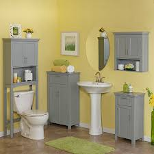 bathroom cabinets bathroom wall cabinets behind toilet storage