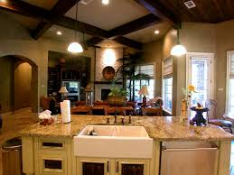 interior design interesting kitchen design with elegant apron
