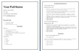 blank resume template blank resume template printable bio resume now cost medicina bg info
