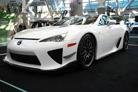 lexus lfa liberty walk tuning highlights at the los angeles auto show 2015 gtspirit