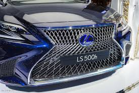 xe lexus moi nhat vms 2017 lexus ls 500h 2018 tuyệt đẹp công nghệ multi stage