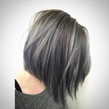 how to put highlights in gray hair best 25 dark silver hair ideas on pinterest dark grey hair