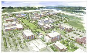 Tamu Campus Map Texas A U0026m University Commerce Campus Master Plan Gff