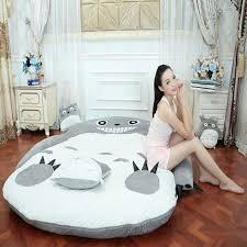 Giant Totoro Bed Giant Totoro Plush Bed