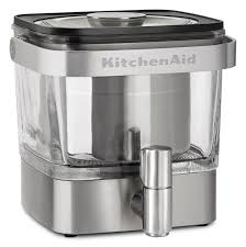 Kitechaid New Kitchenaid Cold Brew Coffee Maker Makes Home Brewing A Breeze