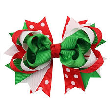 christmas hair bows best christmas hair bows 2016 2017 top reveal
