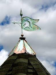 Weathervanes For Cupolas Cupolas Cupola Weathervanes Weathervane Copper Topper Copper