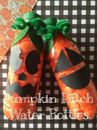easy recycled pumpkin preschool craft for kids surviving a