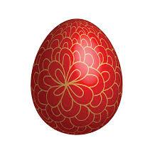 red easter eggs google search easter pinterest easter egg