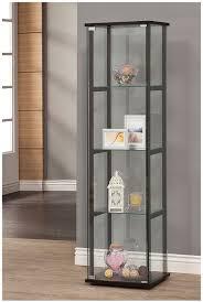 wall shelves amazon curio cabinet curio cabinet black 81ynonl1pdl sl1500 amazon com